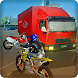 Racing Bike Truck Transport by Entertainment Riders