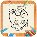 Draw cartoon Shopkins by som jinn