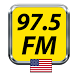 97.5 FM Radio Station by moaiapps