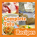 Complete Tofu Recipes by Exceed of Solution