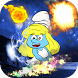 The Brave Smurffet run Adventure by App Dev Prod
