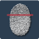 Fingerprint personality scan by Gludis