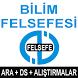 AÖF BİLİM FELSEFESİ by AÖF KURSLARI