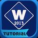 Basic Word 13 Tutorial by App Book Vip