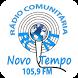 Rádio Novo Tempo 105,9 FM by Solutions Onion