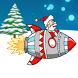 Santa Rocket