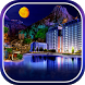 Night City Live Wallpaper by Amax LWPS