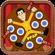 PPAP PikoTaro Dart Wheel Game by Mimi Peri Rapunzel Game