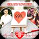 Girl Boy Love Test Calculator Prank by Carbon App Developer