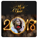 2018 New Year Photo Frames Greetings Wishes by ARIC Media