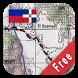 Hispaniola Topo Maps Free by ATLOGIS Geoinformatics oHG