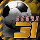 Score 31