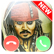 call from jack-sparrow prank by DeveloperIRC