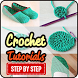 How to crochet step by step by pixtura