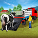 Animal Safari Transport Truck by Saga Games Inc