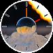 Frozen Bubbles Clock Widget by Amazing BuPepa World