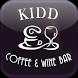 Kidd Coffee & Wine Bar Mason by FastAPPZ