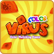 Color Matching Game : Color Virus