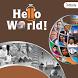 Hello World 8 by Vardhman books