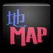 Tasmania offline map by AYE Ltd.