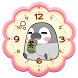 Pesoguin Clocks Widget by peso.apps.pub.arts