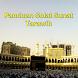 Panduan Solat Sunat Tarawih by waniza kreatif