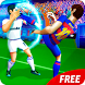 Football Players Fight Soccer by Bambo Studio