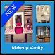 Makeup Vanity by DIY GX Studio