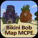 Bikini Bob Maps Minecraft PE by ModStudio