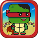 ninJA Bike hiLL Racing Turtle Kids Game by Farm Puzzle Express