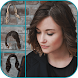 Women Hairstyle Photo Maker by Background Changer, Eraser & Booth Photo Editor