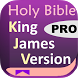 Easy to use Bible - King James Version PRO No Ads! by Books PRO, Easy to use Book App + Free Book Reader
