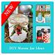 DIY Mason Jar Ideas by Holaspica Studio