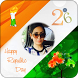 Republic Day Photo Frames - Happy Republic Day by 2018 photovideo apps