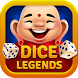 Dice Legends-Farkle Board Game by Playtika