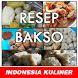 Resep Bakso Nikmat by cplsoft.developer