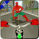 Superhero Spider BMX Bicycle Stunts Rider Race 3D by TimeDotTime