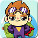 Earth Mightiest Super Hero by High Realm Team