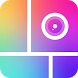 Love Photo Collage Maker : Grid Collage Editor by Retro App Club