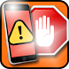 Anti Theft Alarm Phone Touch by DevAll
