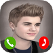 Fake Call From Justin Bieber by Yas-apps