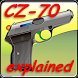 CZ-70 (CZ-50) pistol explained by Gerard Henrotin - HLebooks.com