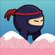 Ninja Leap: Jump up Carefully by Yanndbox Games (Yannick Deubel)