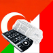 Italian Turkish Dictionary by Bede Products