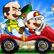 Battle Mario Road Kart by AnaliaSyam