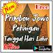 Primbon Jowo Petungan Tanggal Hari Lahir by Ikatan Paranormal Cirebon ( IPC )