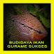 Panduan Budidaya Ikan Gurame Sukses by Rzafthoni Apps