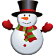 Snowman Live Wallpaper by Video Themes Pro