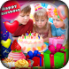 Birthday Cake Photo Frame by Top Photo apps