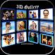 Quick Photo Gallery 3D & HD by Lokanath P
